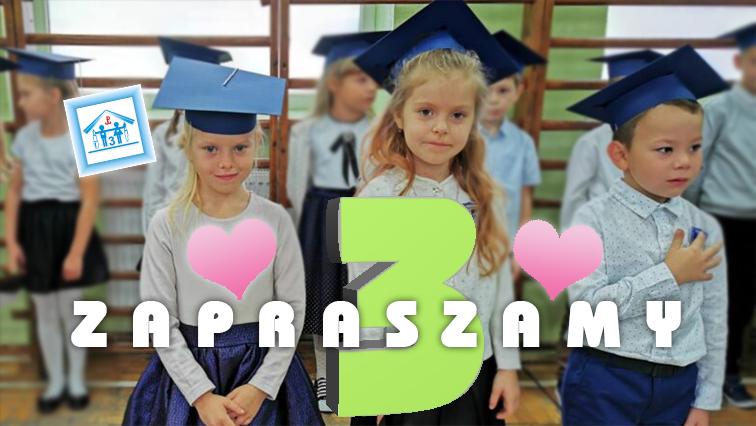 Rekrutacja uczniów do klasy pierwszej – zapisy do naszej szkoły