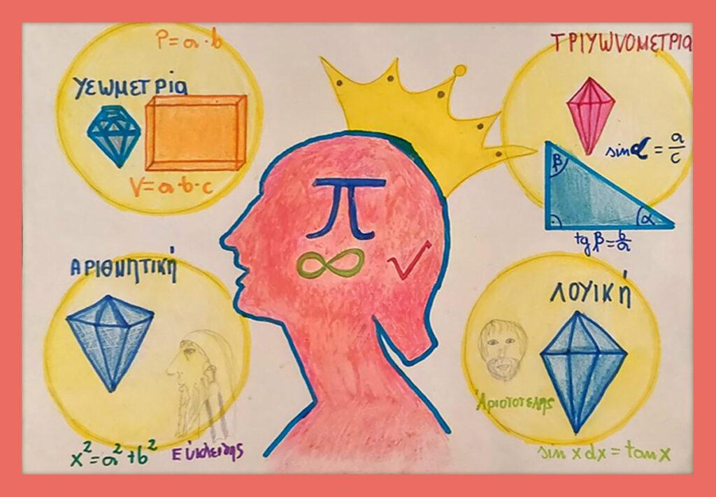 """JAKUB KOLANO - Praca nr 49 Tytuł: """"Matematyka królową, a Grecja matką nauk"""""""