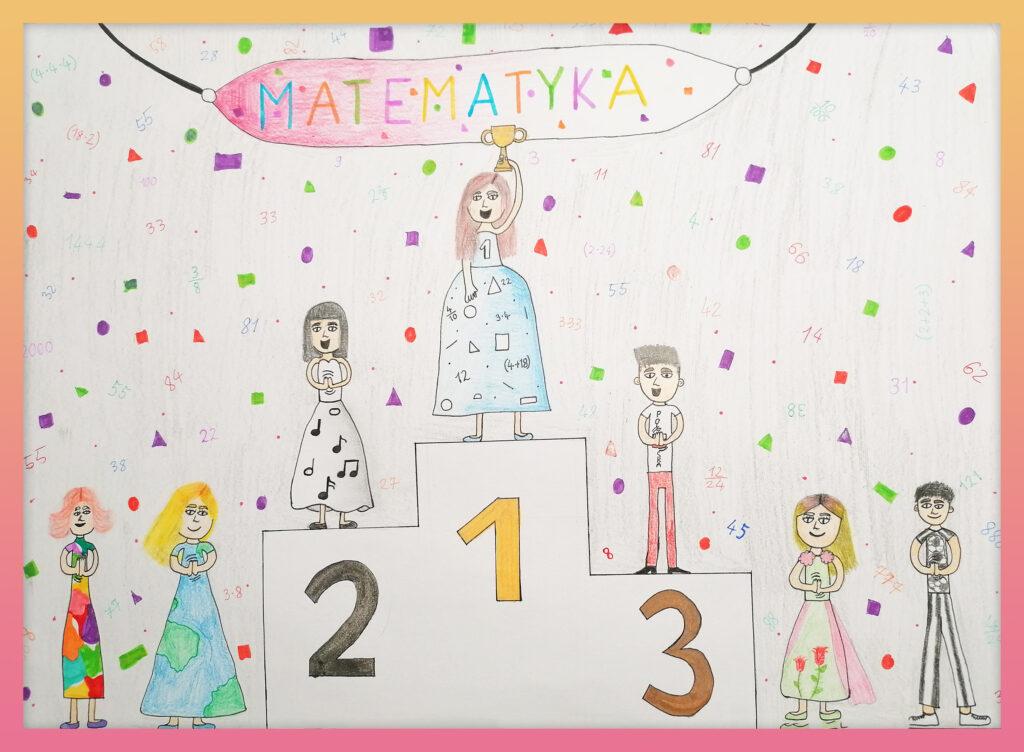 """NIKOLA HAMALA - Praca nr 37 Tytuł: """"Matematyka królową nauk"""""""